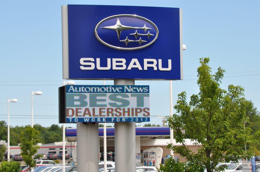 Patriot Subaru Saco Me Yelp Autos Post