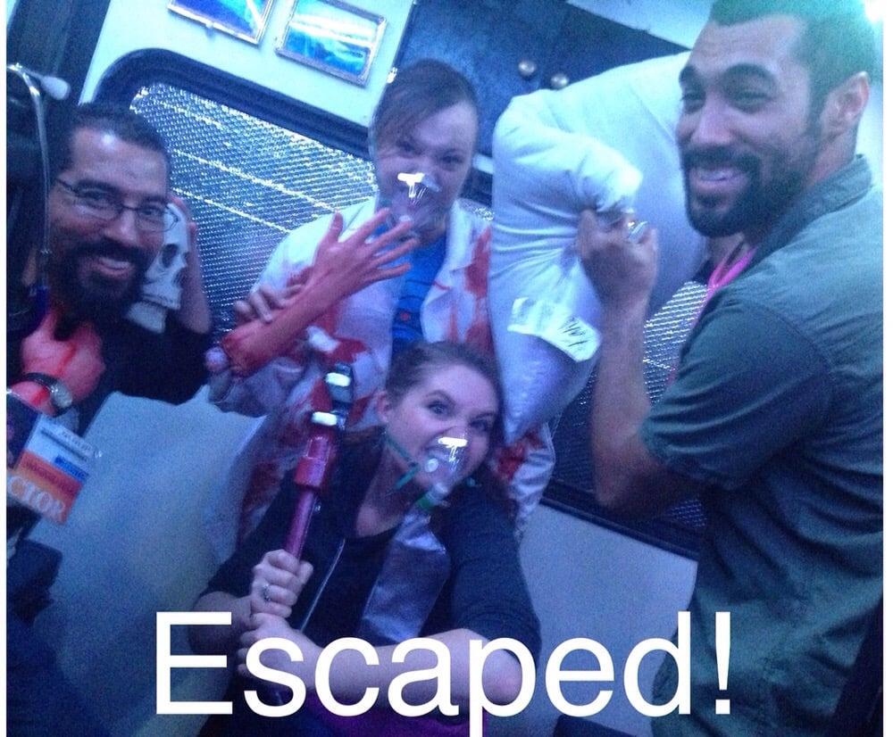 Escape Room Sherman