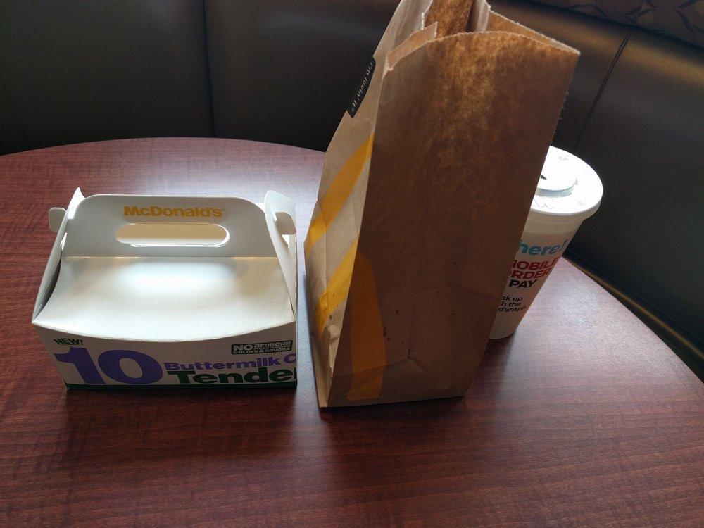 McDonald's: 1507 N Eaton St, Albion, MI