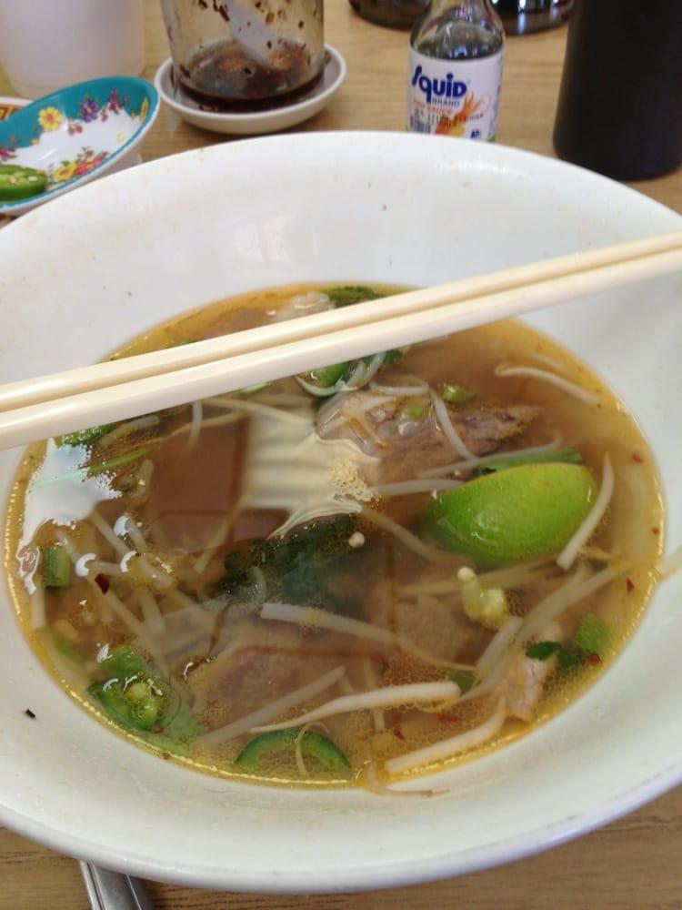 Photo Of Pho Bang Restaurant New Orleans La United States Good Soup