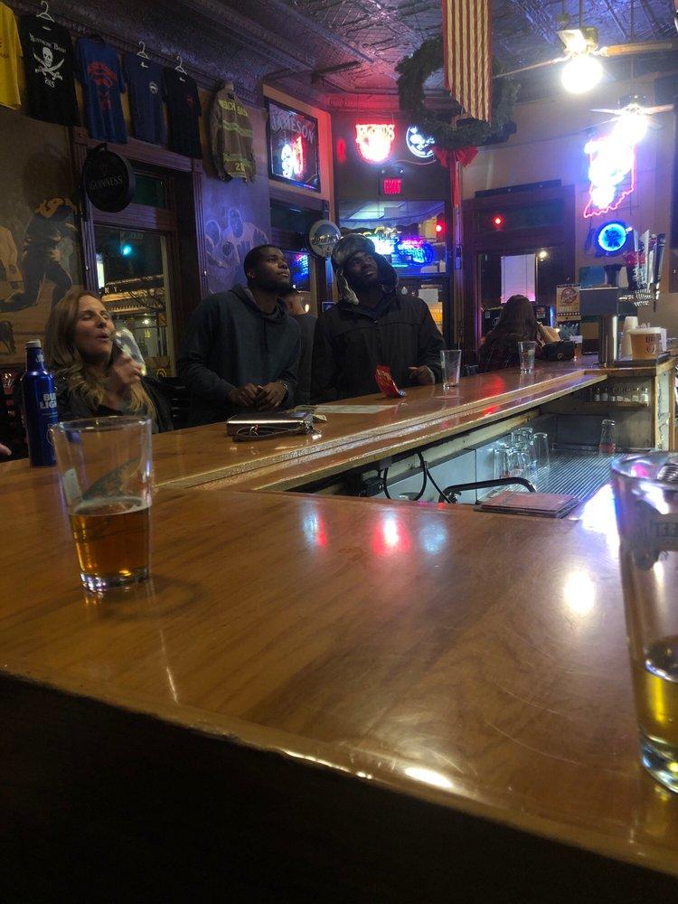 Social Spots from Corby's Irish Pub