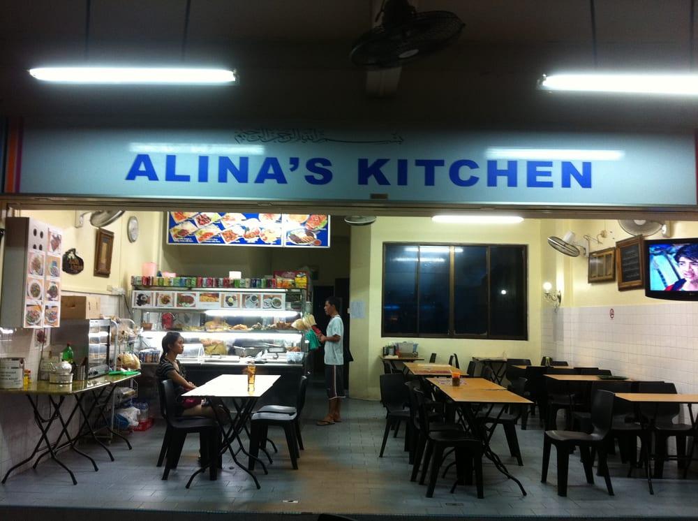 Alina's Kitchen Singapore