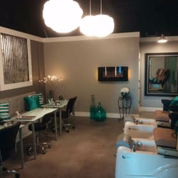 Photo Of The Hair Lounge Salon And Nail Spa