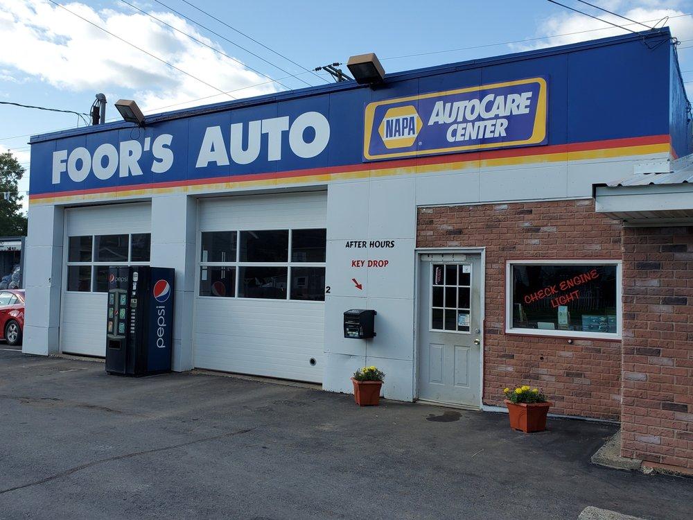 Foor's Auto Repair: 156 W Main St, Mohawk, NY