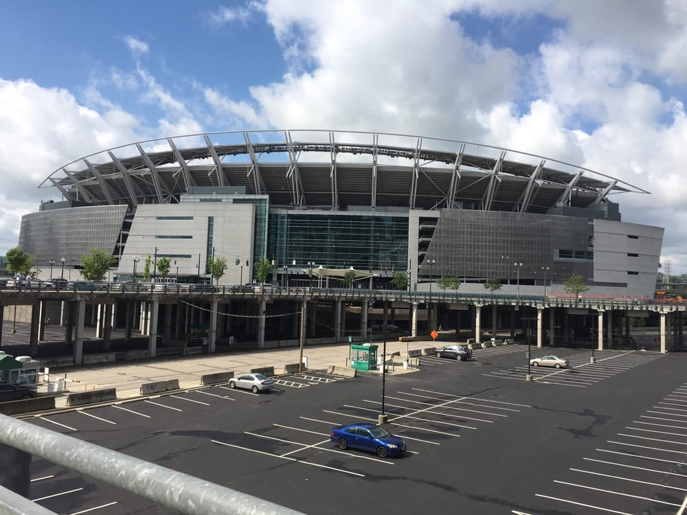 Cincinnati Bengals: One Paul Brown Stadium, Cincinnati, OH