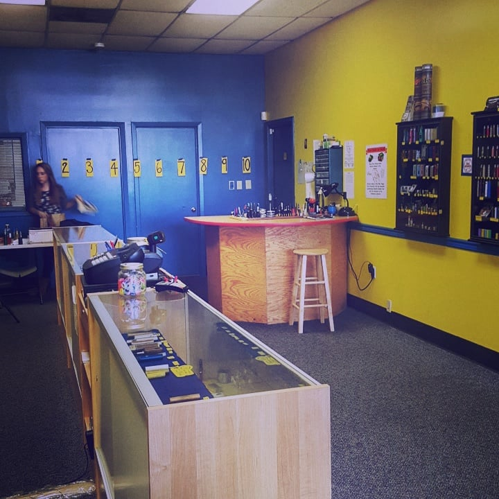 Nu Way Vape: 2321 Hwy 45 N, Columbus, MS