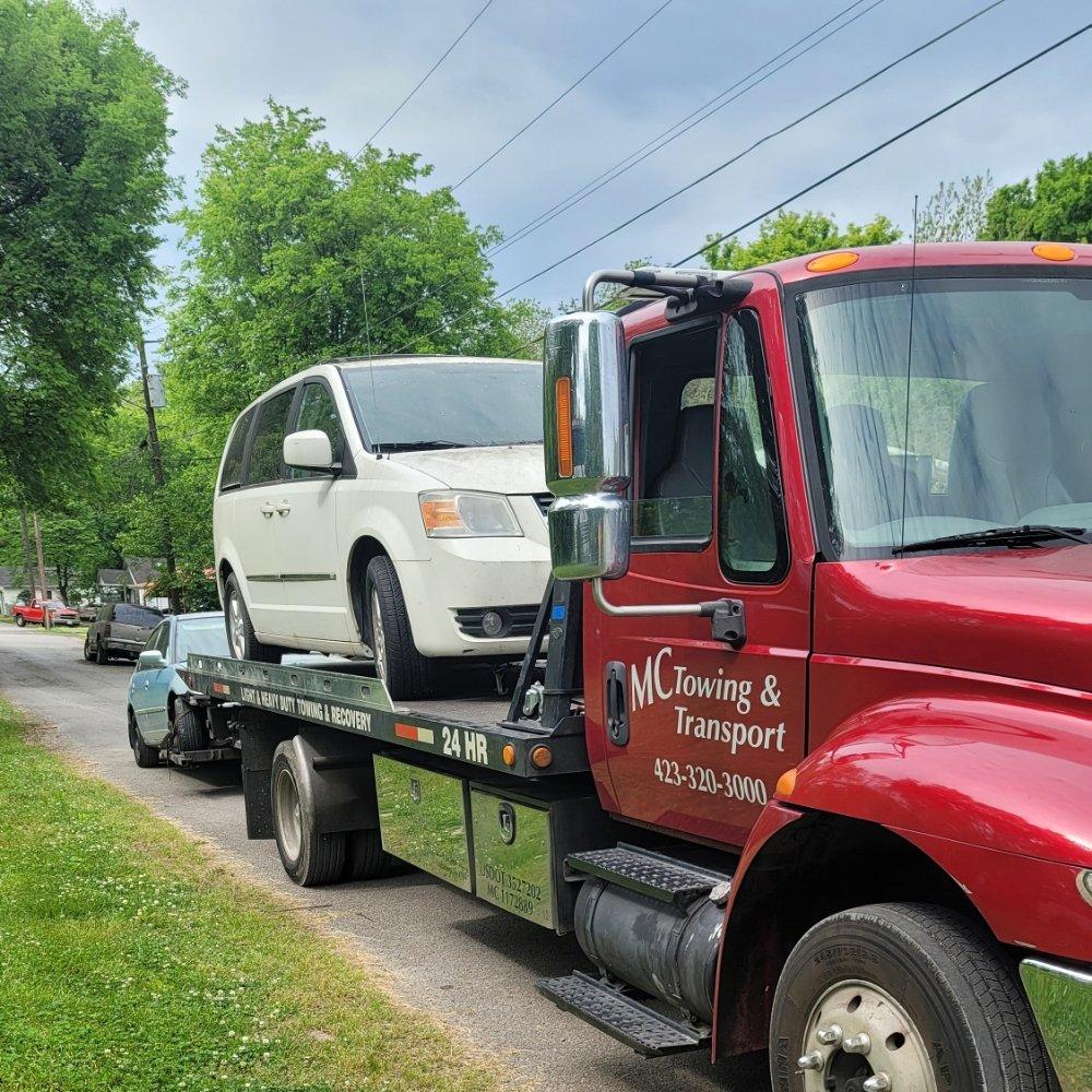 MC Towing & Transport: Chattanooga, TN