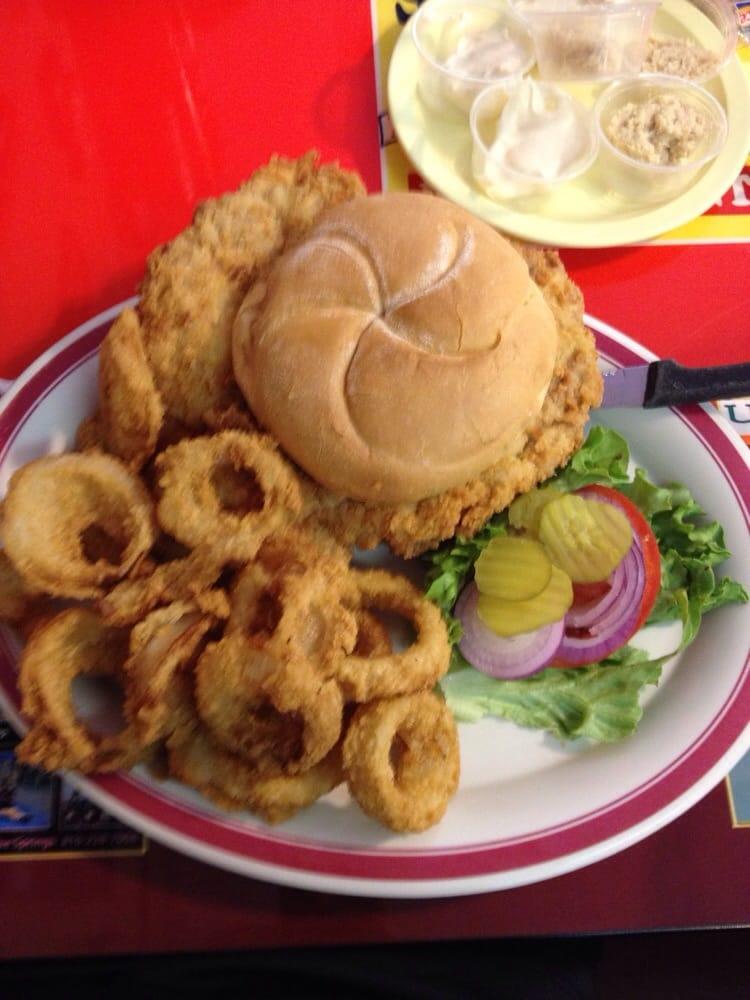 Sandy S Restaurant Blue Springs
