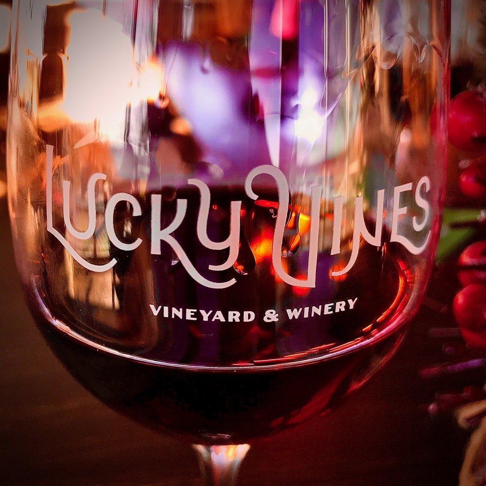 Lucky Vines Vineyard & Winery: 675 Co Rd 497, Dublin, TX