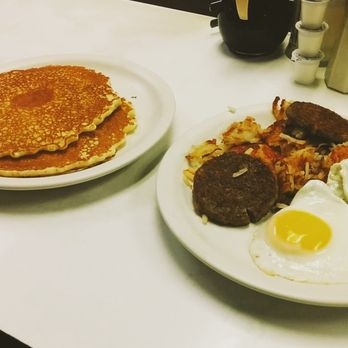 Photo Of Sam S Cafe Champaign Il United States All Day Breakfast Special