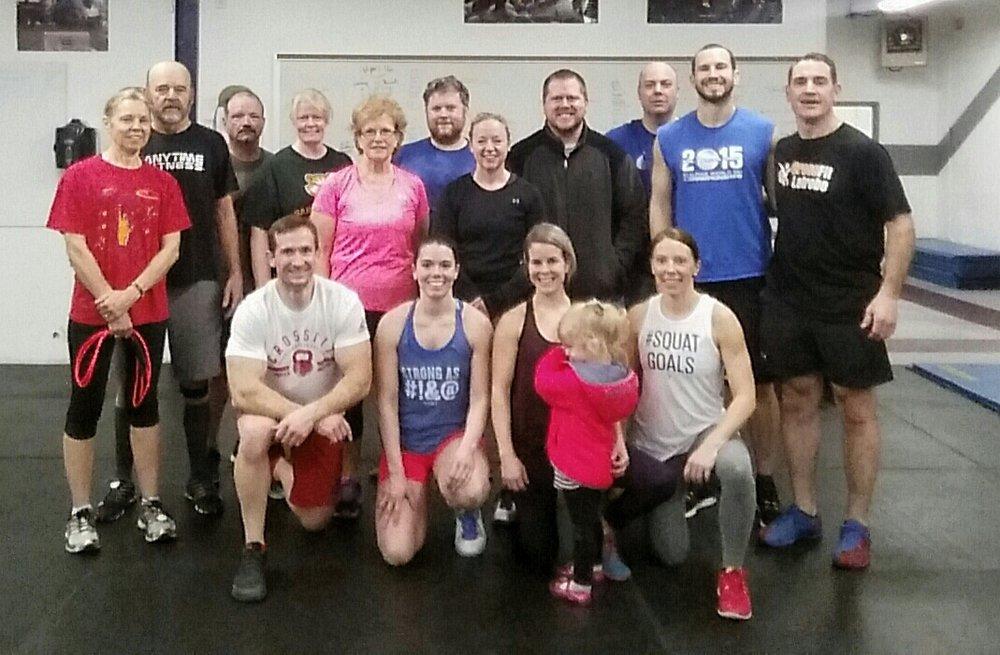 CrossFit: 100 Station St, Loyalhanna, PA