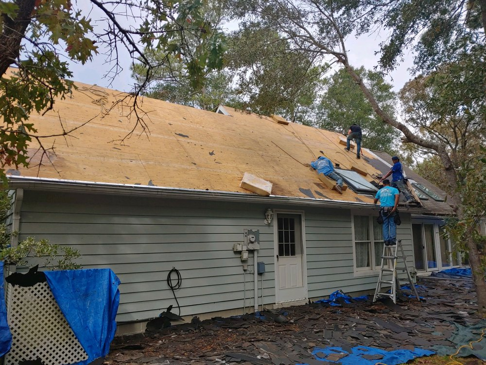 Right On Top Roofing: 6203 Blynn Dr, Myrtle Beach, SC