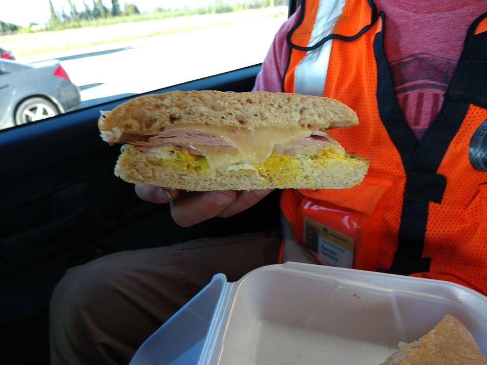 Bread Basket Bakery: 510752 Hwy 95, Bonners Ferry, ID
