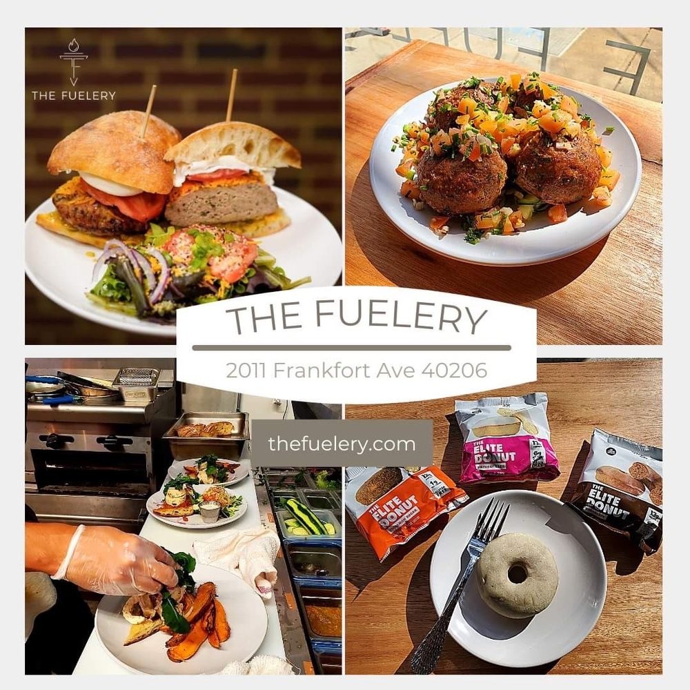 The Fuelery Restaurant and Cafe: 2011 Frankfort Ave, Louisville, KY