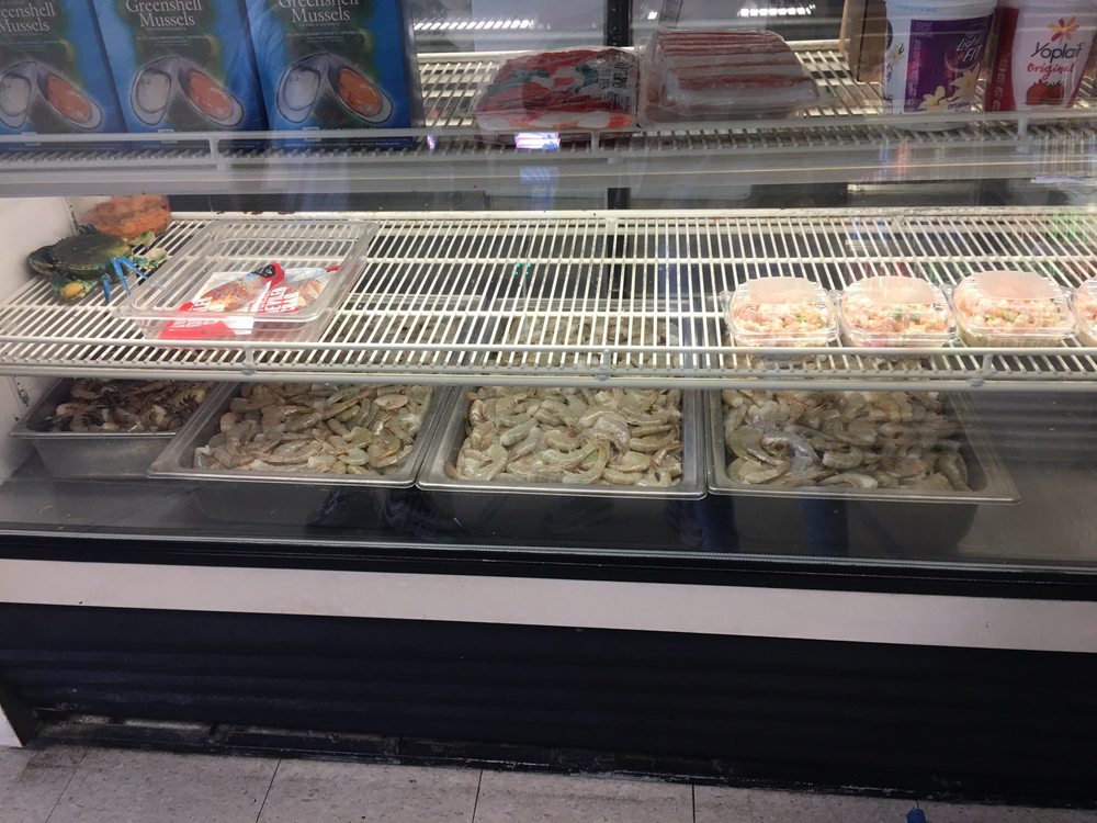 Son's Fish Market & Seafood Restaurant: 710 W City Point Rd, Hopewell, VA