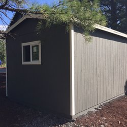 Merveilleux Photo Of Quality Storage Sheds   Mesa, AZ, United States. Side View With