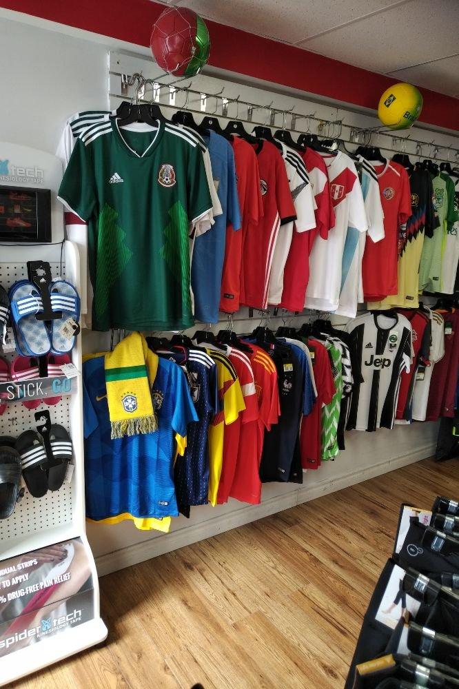 The Futbol Factory Store - 30 Mga Larawan - Soccer - 3115 Dufferin Street d93879a4e79b0