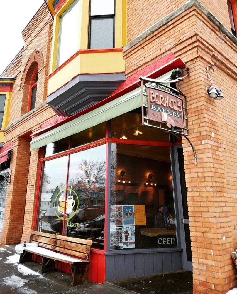 Bernice's Bakery: 190 S 3rd St W, Missoula, MT