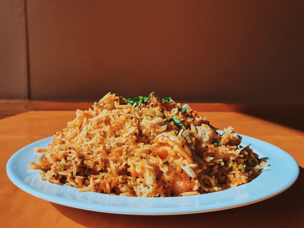 Taste of India: 608 Eastgate Ave, St. Louis, MO