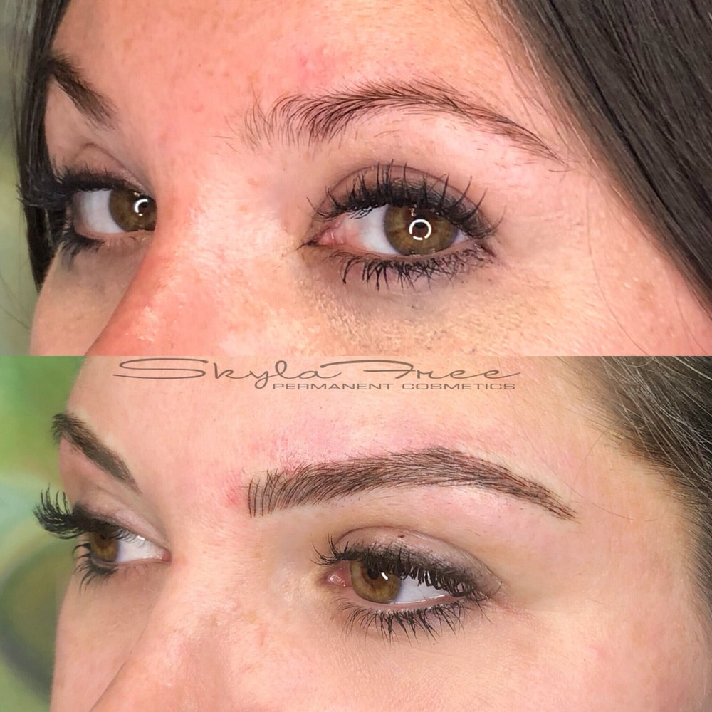 Microblading To Tame Unruly Brows Yelp