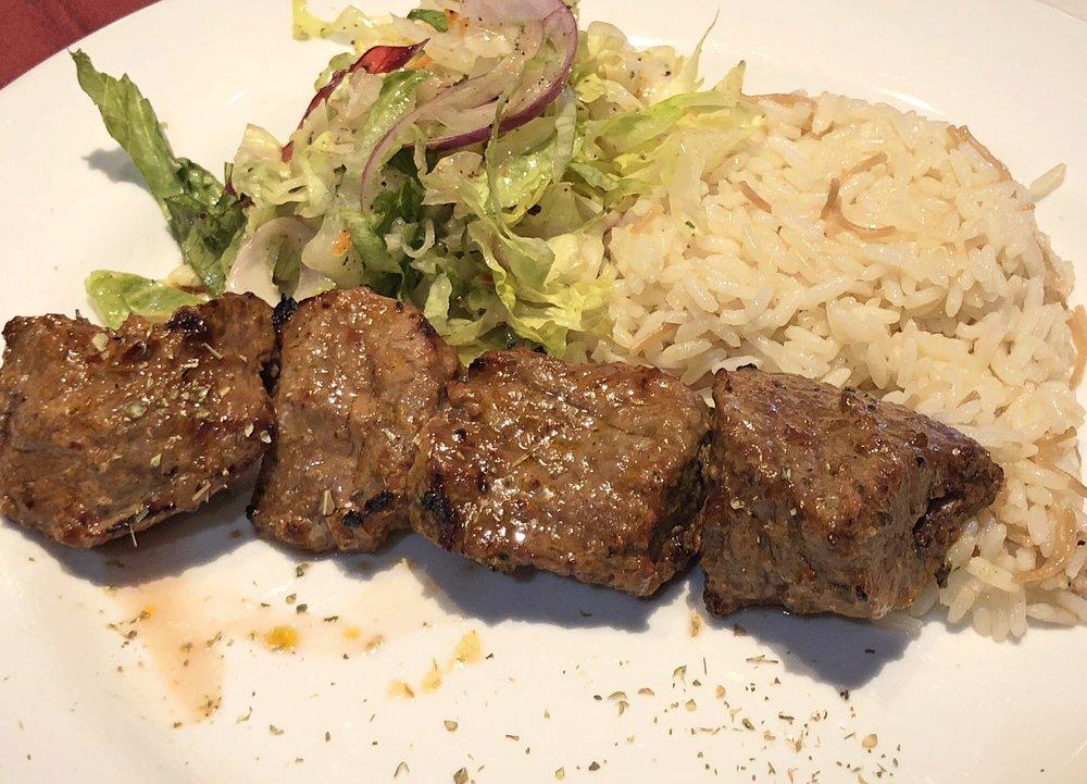 Sultan's Mediterranean Cuisine: 7305 Tyler's Corner Dr, West Chester, OH