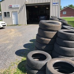 Pat S Tire Tires 911 Bigler Ave Northern Cambria Pa Phone