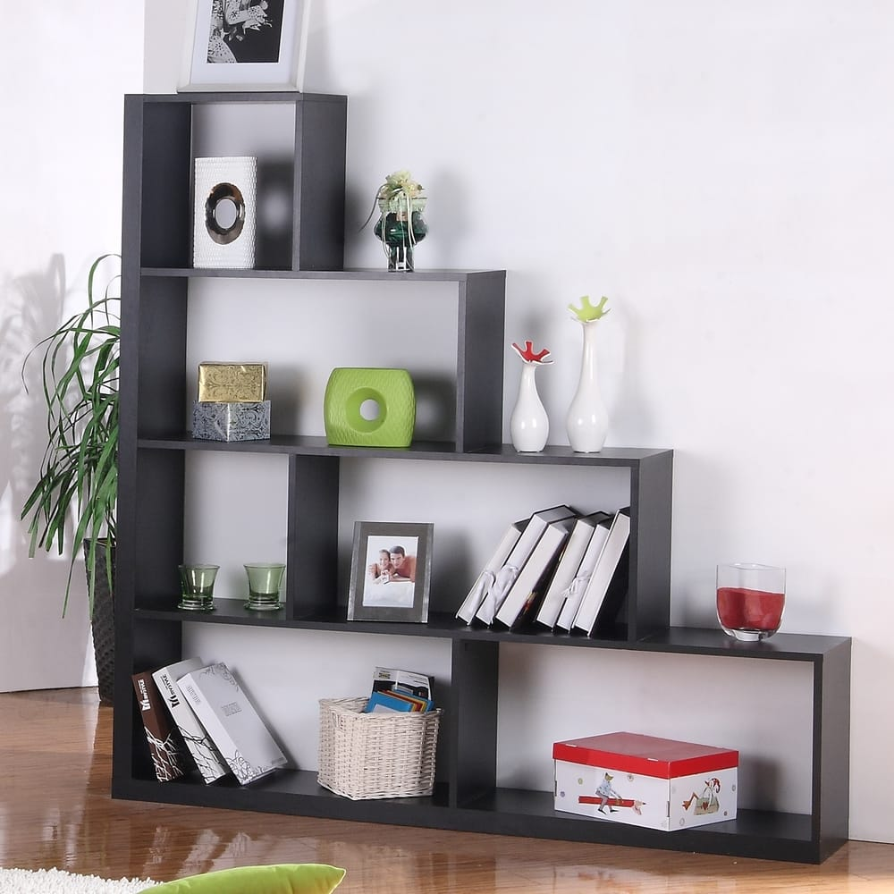 stufenregal cubetto step in wei rot oder wenge yelp. Black Bedroom Furniture Sets. Home Design Ideas