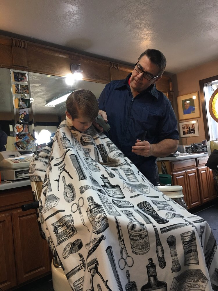 Eddie's Barber Shop: 123 W Tomichi Ave, Gunnison, CO