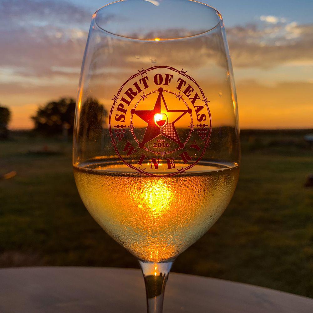Social Spots from Spirit of Texas Winery