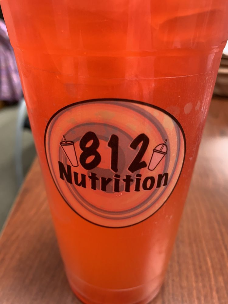 The Nutrition Lounge: 808 3rd St, Columbus, IN