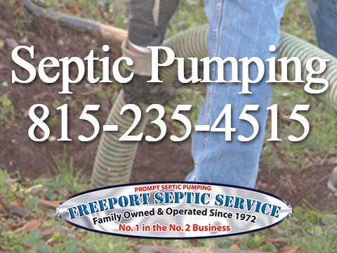 Freeport Septic Service: 1446 N Bolton, Freeport, IL