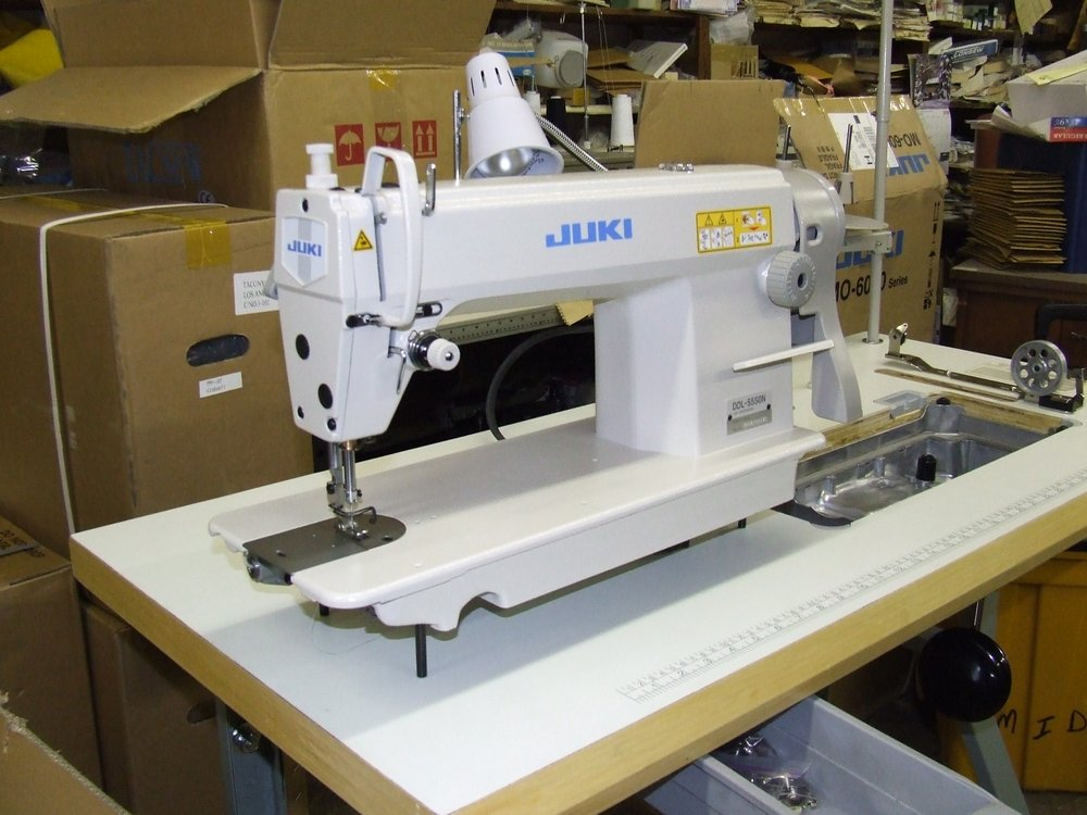 Juki DDL40N Single Needle Straight Stitch Yelp Magnificent Complete Sewing Machine Chicago