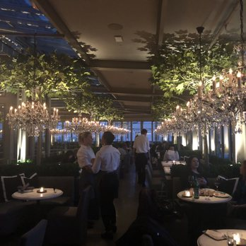 Photo Of Rh Rooftop Restaurant New York Ny United States Inside View