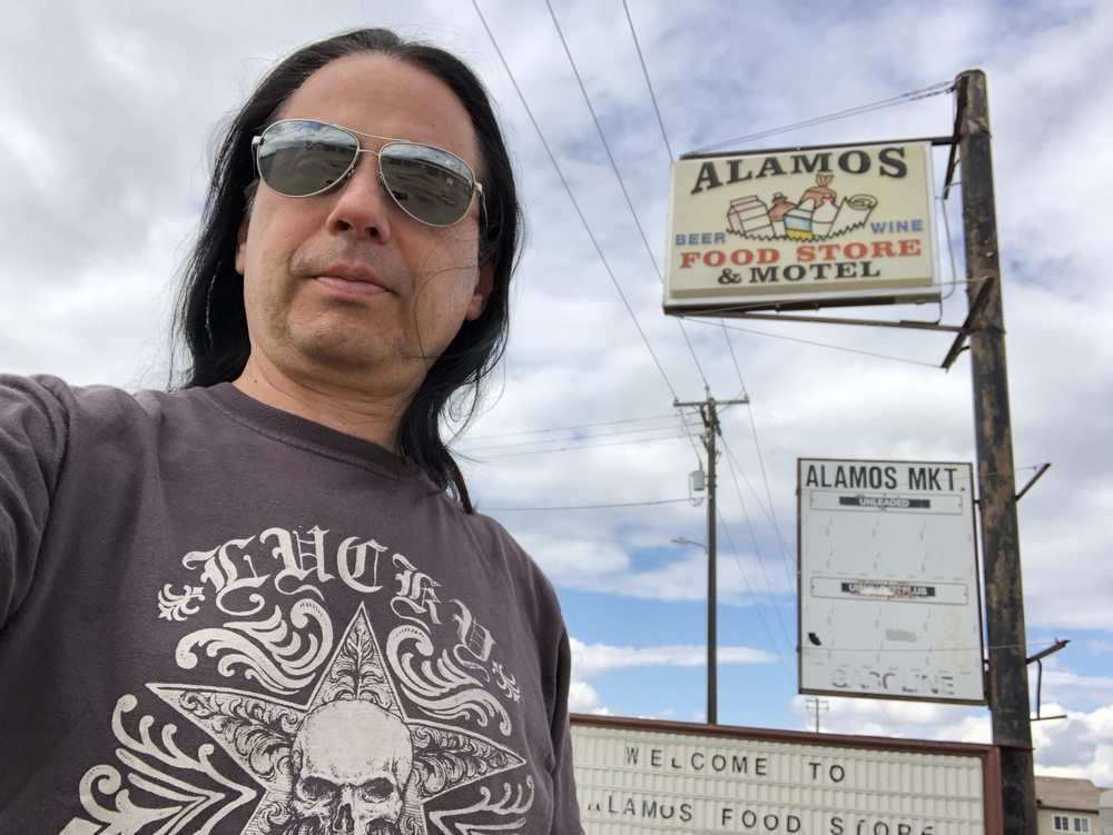 Alamos Motel & Food Store: 36010 S Lassen Ave, Huron, CA