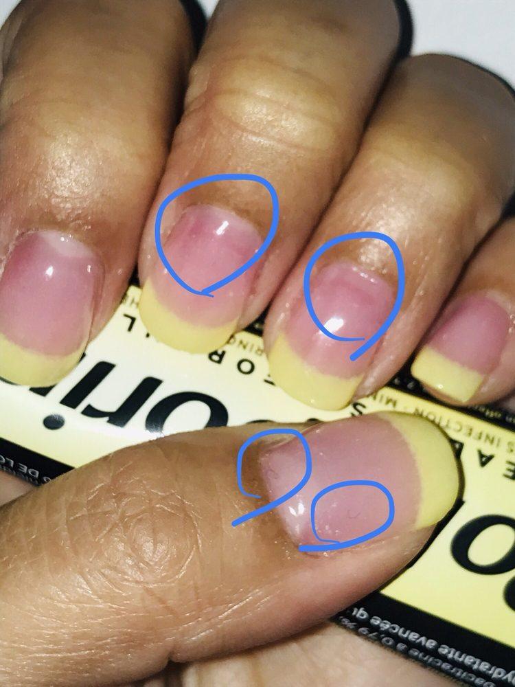 LNG Nails