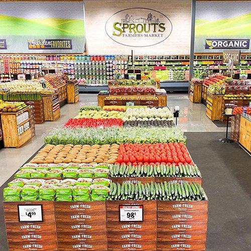 Sprouts Farmers Market: 1010 Murfreesboro Rd, Franklin, TN