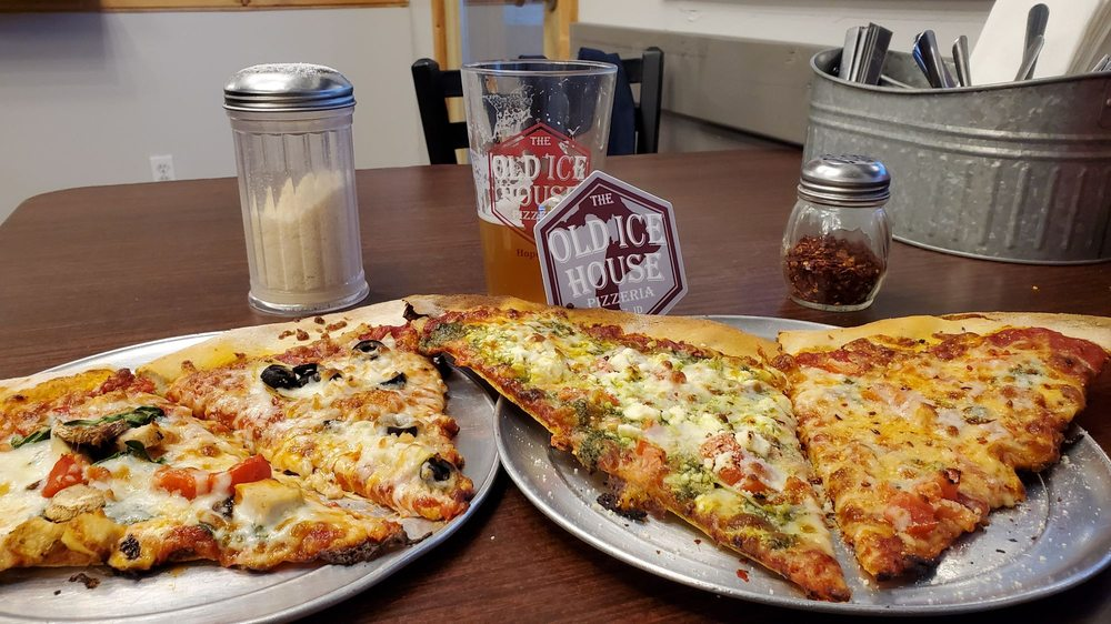 Ice House Pizzeria & Bakery: 140 W Main St, Hope, ID