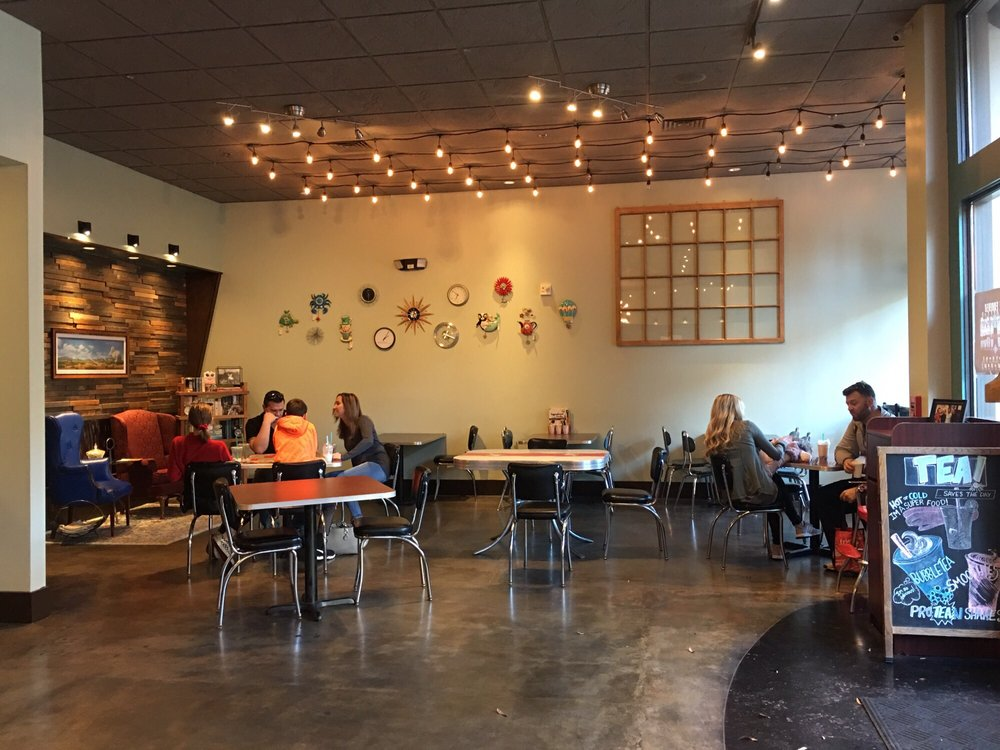 Cosmic Rabbits Tea Company - 131 E Mcbee Ave, Greenville, SC - 2019