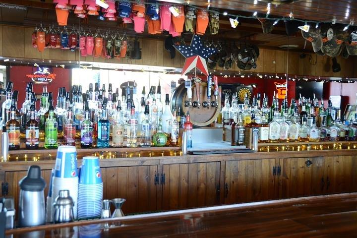 The Outpost Bar & Grill: 2505 Mt Pleasant St, Burlington, IA