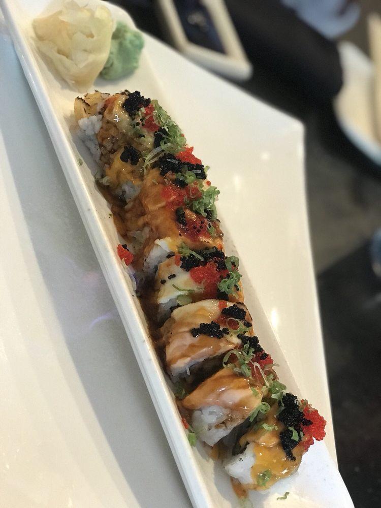 Food from Inari Sushi
