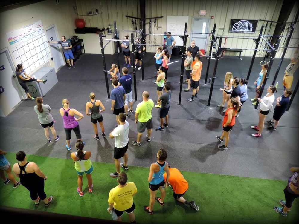 CrossFit Round Lake: 2101 US 9, Round Lake, NY