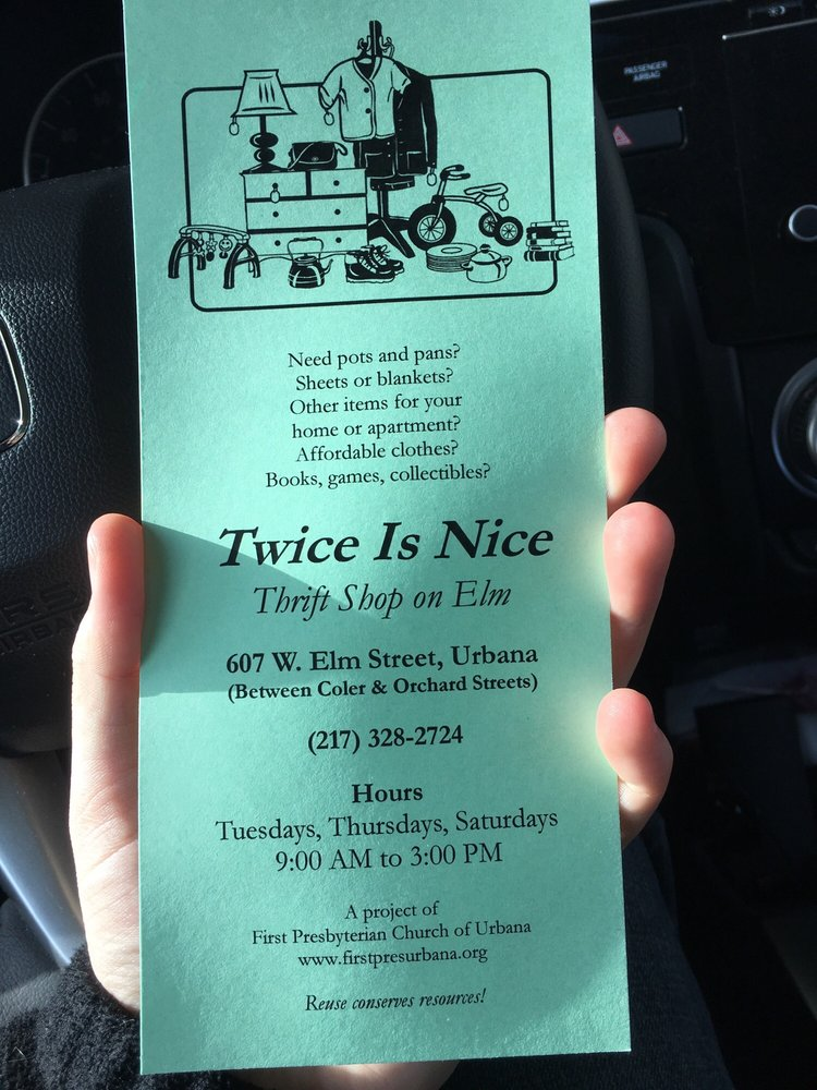 Twice is Nice: 607 W Elm St, Urbana, IL