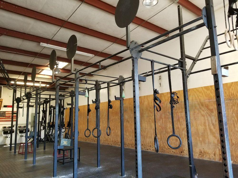 CrossFit Coweta: 83A McIntosh Trl, Sharpsburg, GA