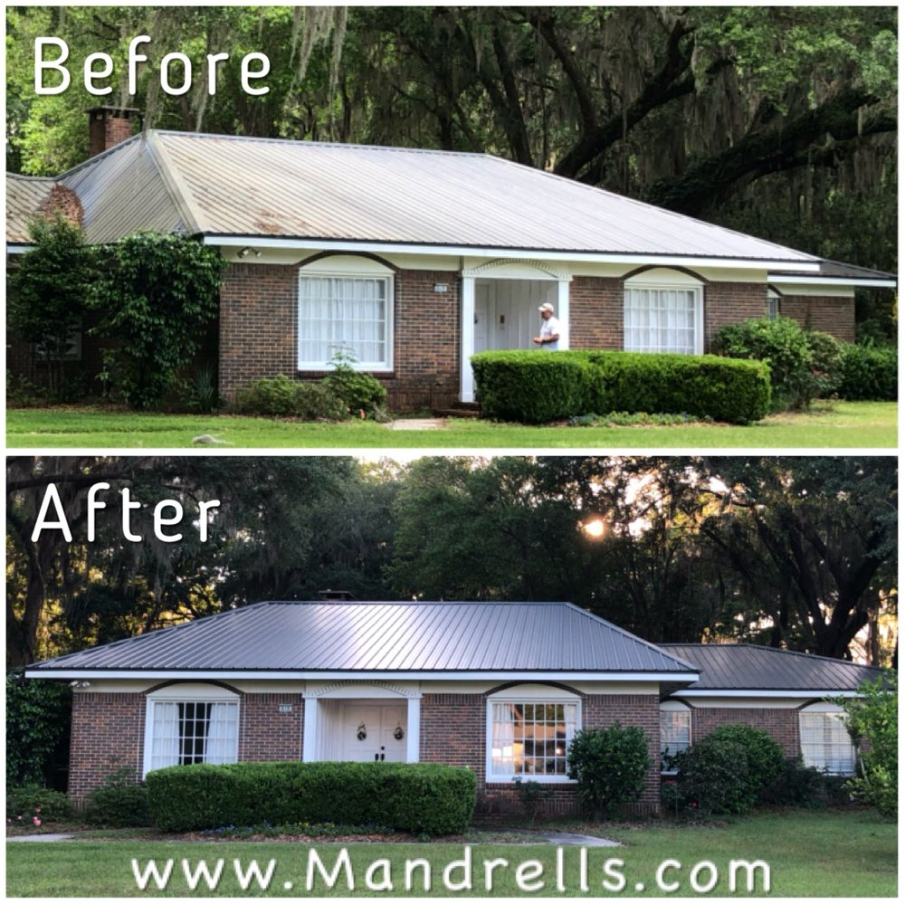 Mandrell's Pressure Cleaning