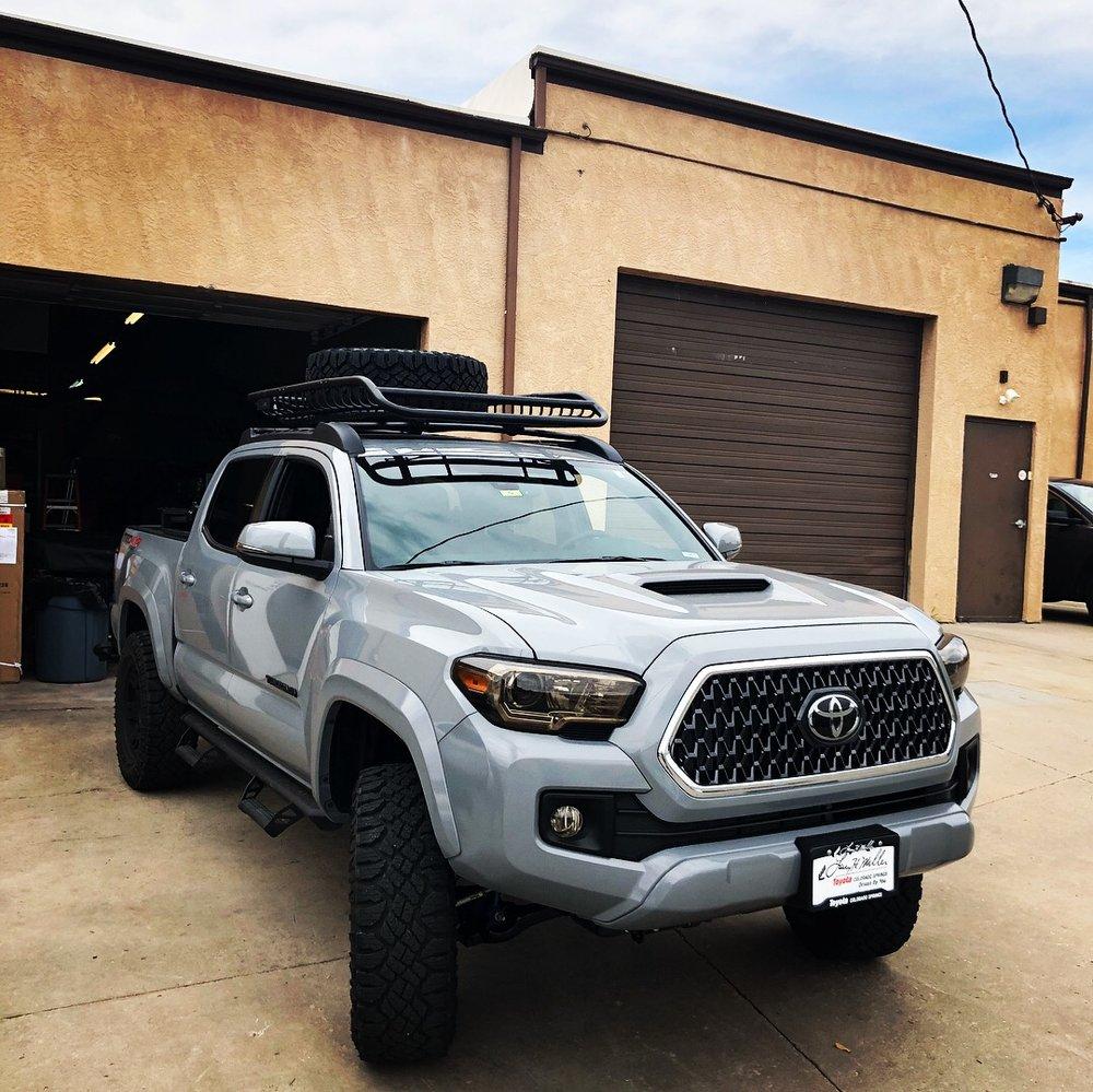 RackStarz Vehicle Rack & Hitch
