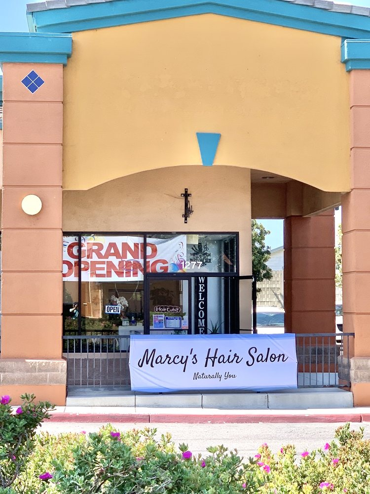 Marcy's Hair Salon: 1277 N Davis Rd, Salinas, CA