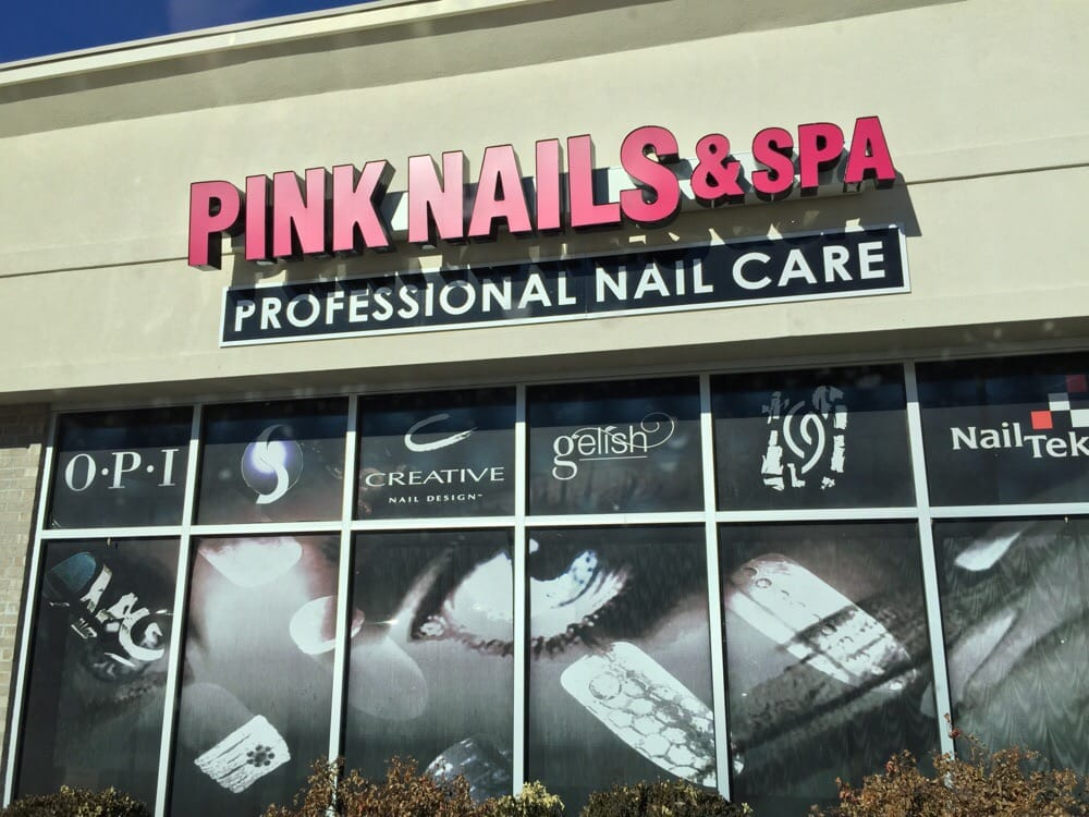 Pink Nails & Spa: 5022 Old Cheney Rd, Lincoln, NE