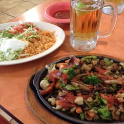 Photo Of El Puerto Mexican Restaurant Ozark Ar United States Fajitas Vegetarian