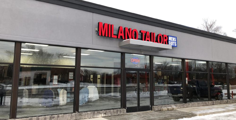 Milano Tailor: 4025 Auburn Rd, Shelby Township, MI