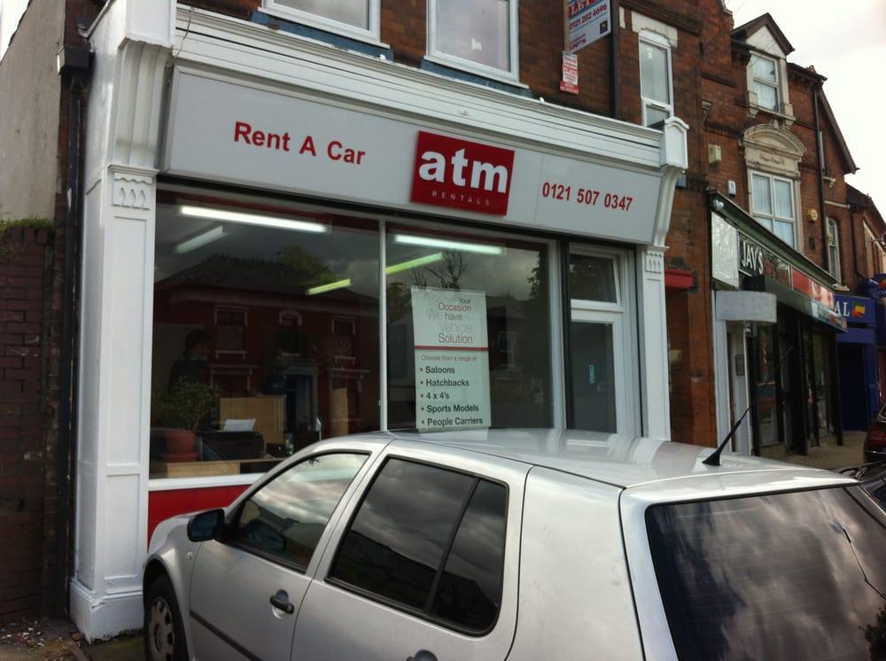 Atm Rent A Car Closed Car Hire 220 Heathfield Road